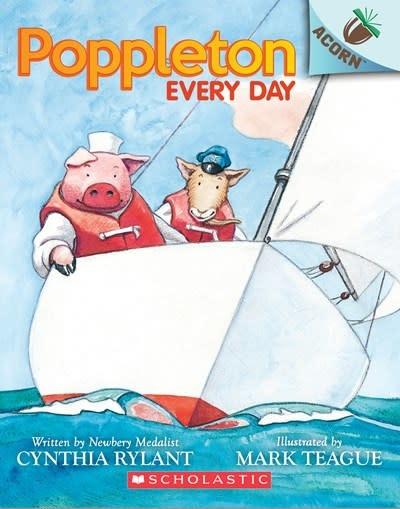 Scholastic Inc. Poppleton 03 Poppleton Every Day (An Acorn Book)