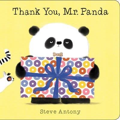 Scholastic Press Thank You, Mr. Panda: A Board Book