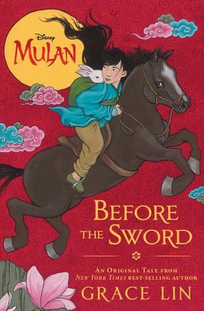 Disney Press Mulan: Before the Sword