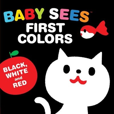 Gakken Baby Sees First Colors: Black, White & Red
