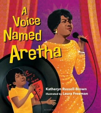 Bloomsbury Children's Books A Voice Named Aretha