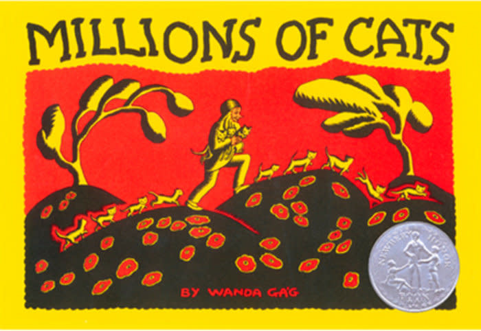G.P. Putnam's Sons Books for Young Readers Millions of Cats