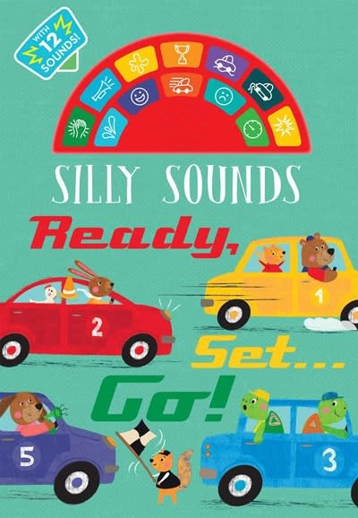 Silver Dolphin Books Silly Sounds: Ready, Set...Go!