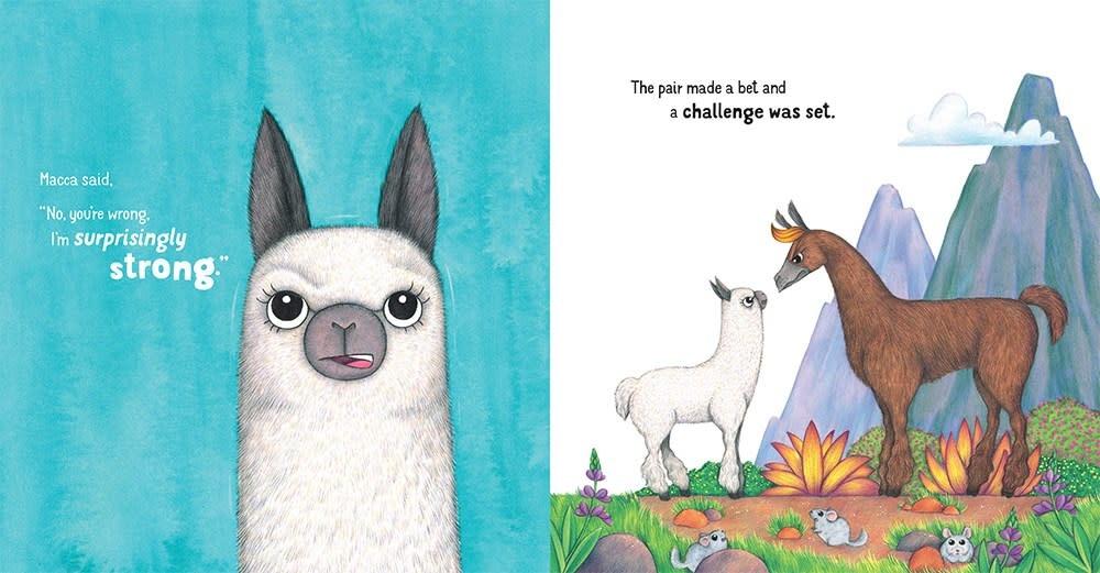 Scholastic Press Macca the Alpaca