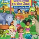 Printers Row Fisher-Price Little People: Welcome to the Zoo!