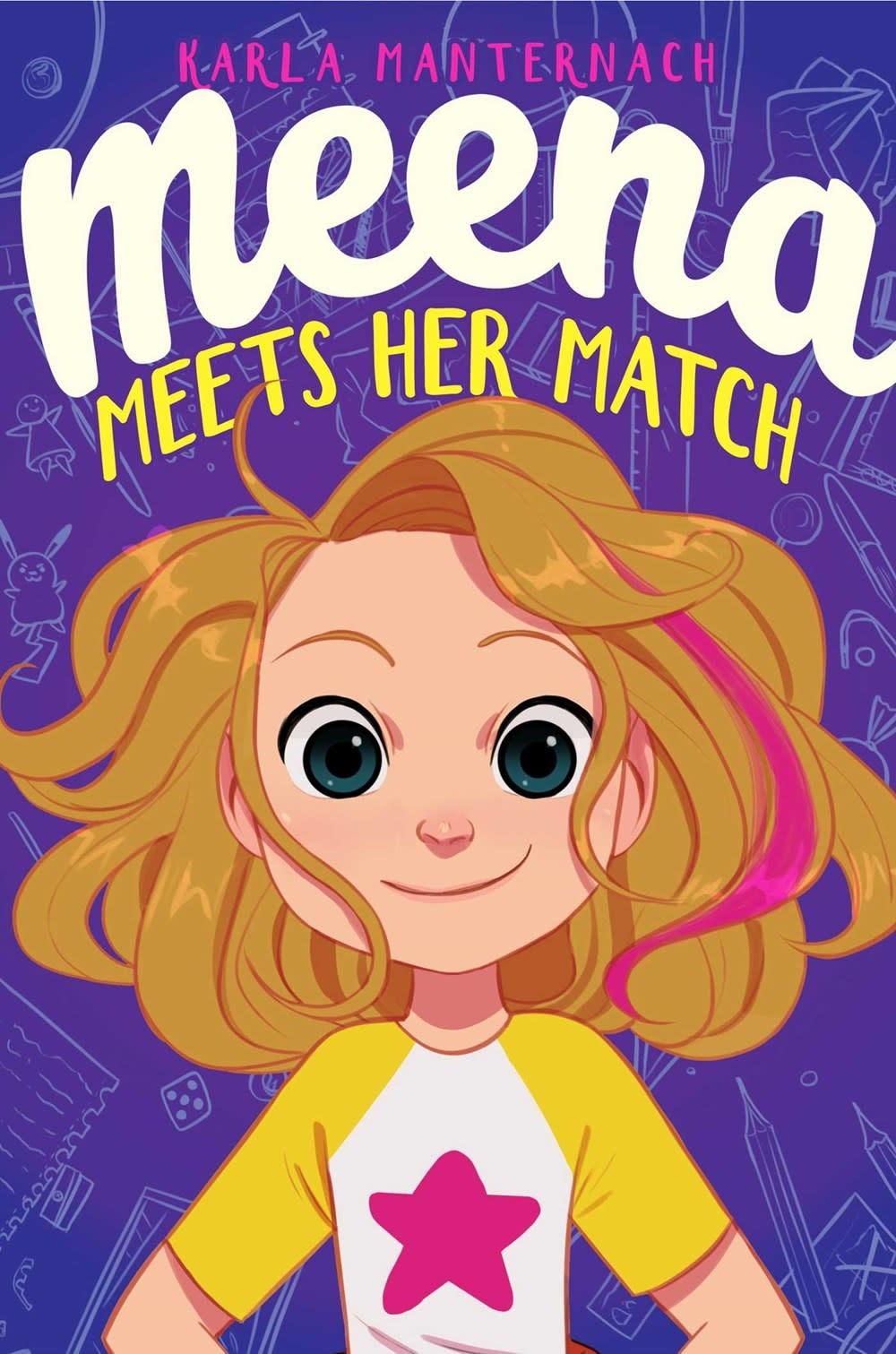 Simon & Schuster Books for Young Readers Meena Zee: Meena Meets Her Match