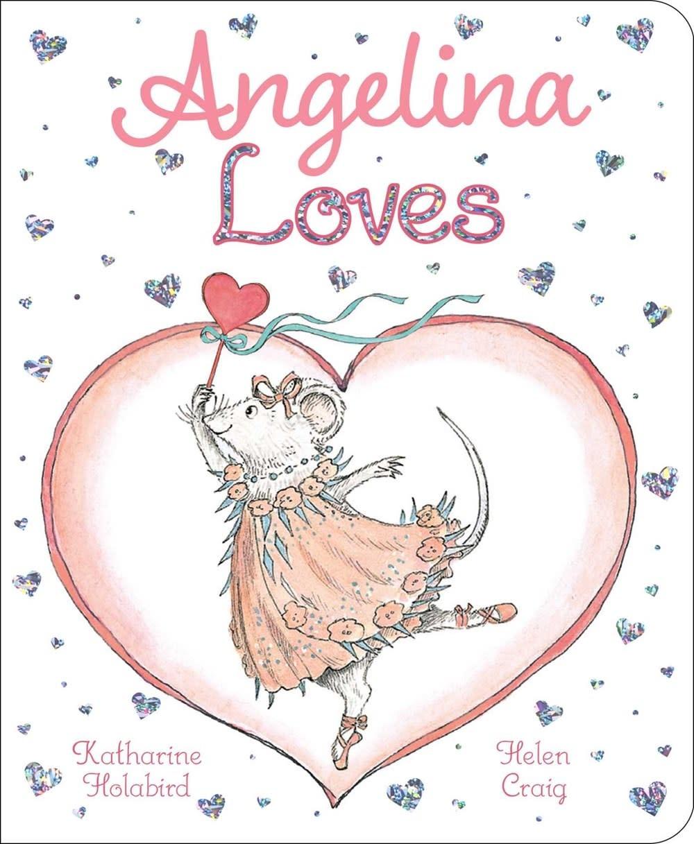 Simon Spotlight Angelina Loves