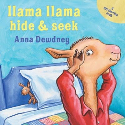 Grosset & Dunlap Llama Llama Hide & Seek
