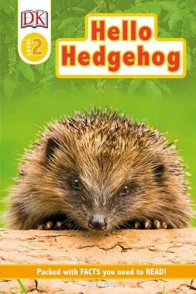 DK Children DK Readers Level 2: Hello Hedgehog