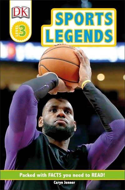 DK Children DK Readers Level 3: Sports Legends