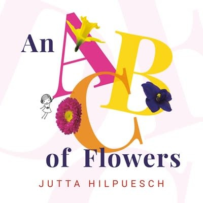 Philomel Books An ABC of Flowers (Board Book)