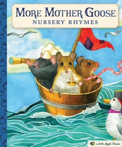 Applesauce Press More Mother Goose Nursery Rhymes