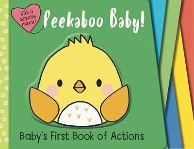 Silver Dolphin Books Peekaboo Baby!