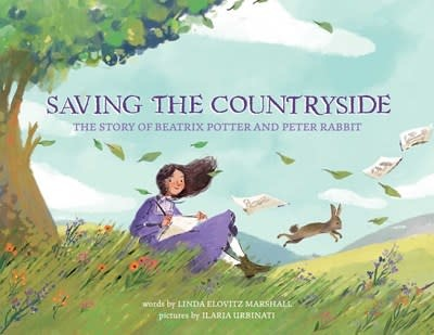 little bee books Saving the Countryside: The Story of Beatrix Potter...