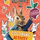 Warne Peter Rabbit 2 Coloring Activity Book