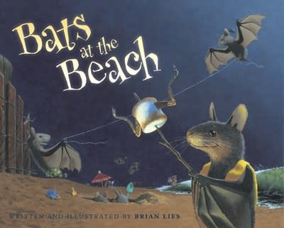 HMH Books for Young Readers Bats at the Beach