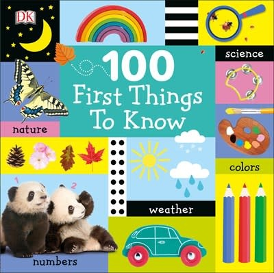 DK Children 100 First Things to Know