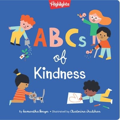 Highlights Press ABCs of Kindness