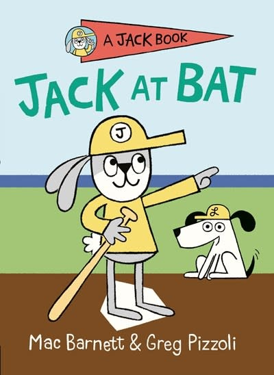 Viking Books for Young Readers Jack at Bat