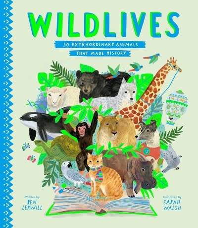 Atheneum Books for Young Readers WildLives
