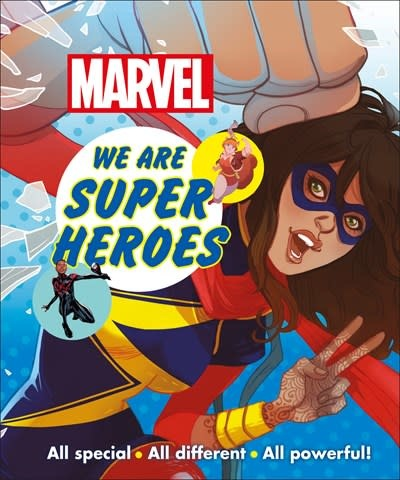 DK Children Marvel: We are Super Heroes
