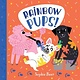 little bee books Rainbow Pups!