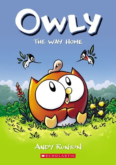 Graphix The Way Home (Owly #1)