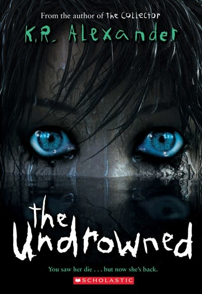 Scholastic Paperbacks The Undrowned