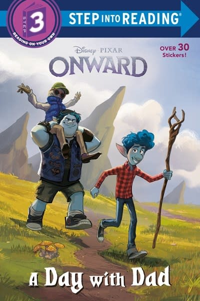 RH/Disney Onward Deluxe Step into Reading #1 (Disney/Pixar Onward)