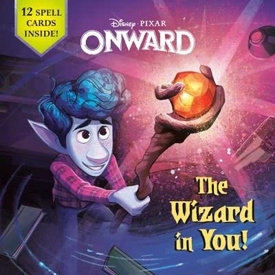 RH/Disney Onward Deluxe Pictureback (Disney/Pixar Onward)