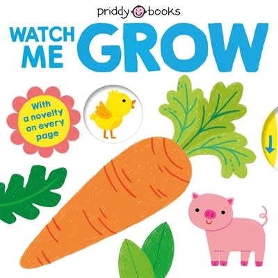 Priddy Books My Little World: Watch Me Grow