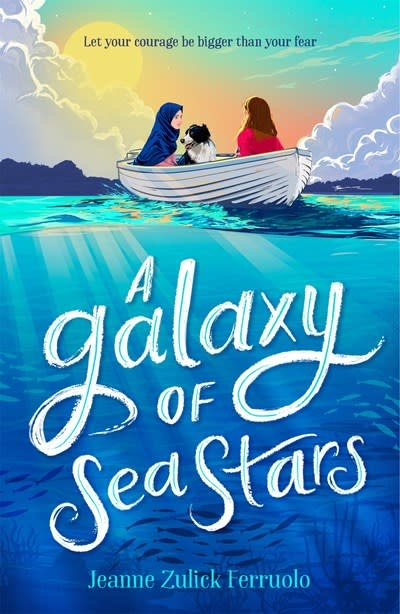 Farrar, Straus and Giroux (BYR) A Galaxy of Sea Stars