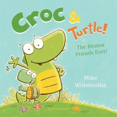 Bloomsbury Children's Books Croc & Turtle