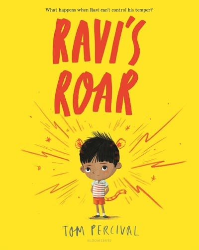 Bloomsbury Children's Books Ravi's Roar