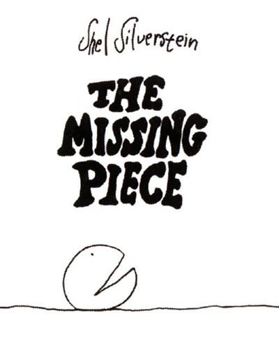 HarperCollins The Missing Piece