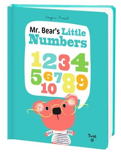 Twirl Mr. Bear's Little Numbers