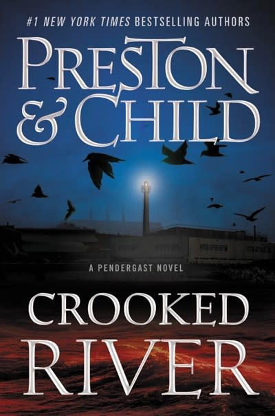 Grand Central Publishing Crooked River