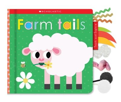 Cartwheel Books Farm Tails (Scholastic Early Learners)