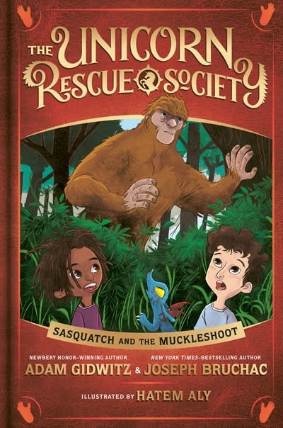 Puffin Books Unicorn Rescue Society: Sasquatch and the Muckleshoot