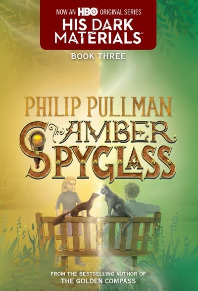 His Dark Materials 03 The Amber Spyglass