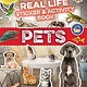 Silver Dolphin Books Discovery Real Life Sticker and Activity Book: Pets