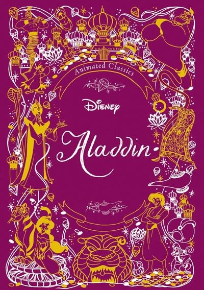 Printers Row Disney Animated Classics: Aladdin