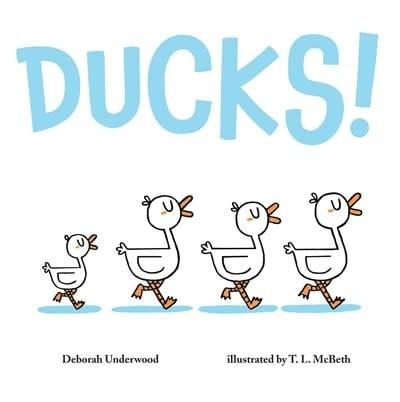 Henry Holt and Co. (BYR) Ducks!