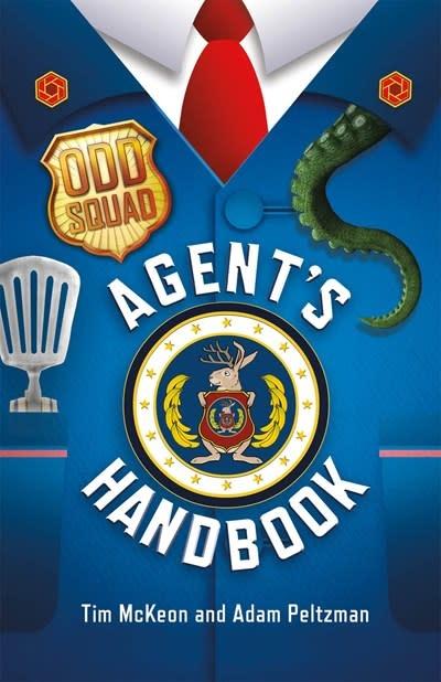 Imprint Odd Squad Agent's Handbook