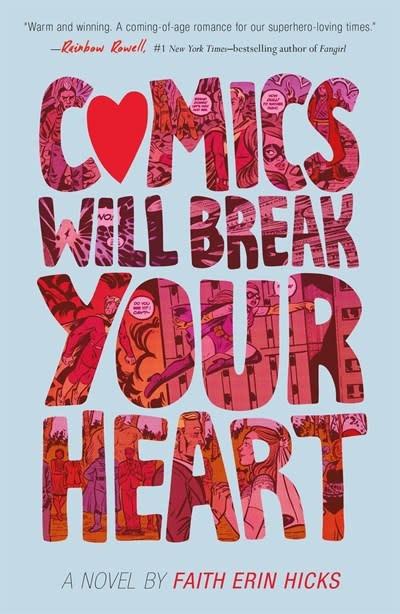 Square Fish Comics Will Break Your Heart