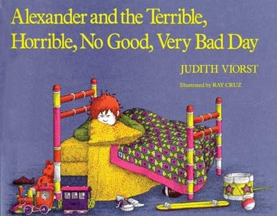 Atheneum Books for Young Readers Alexander and the Terrible, Horrible, No Good, Very Bad Day
