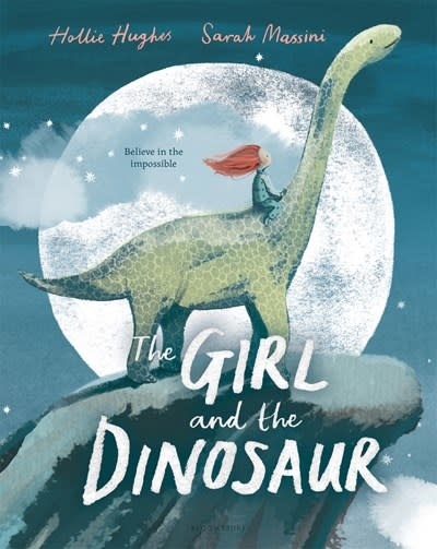 Bloomsbury Children's Books The Girl and the Dinosaur