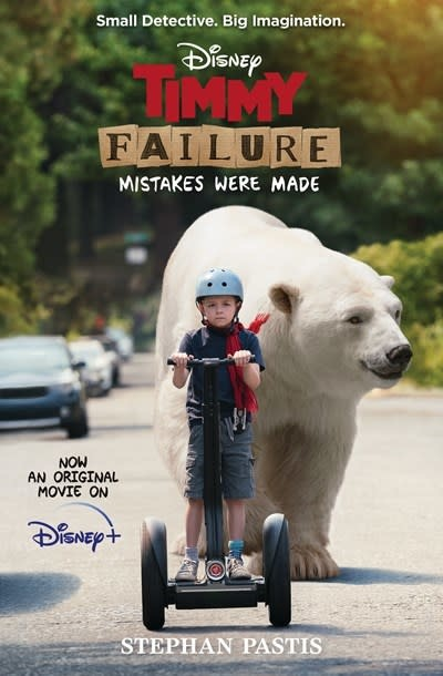 Candlewick Entertainment Timmy Failure: The Movie