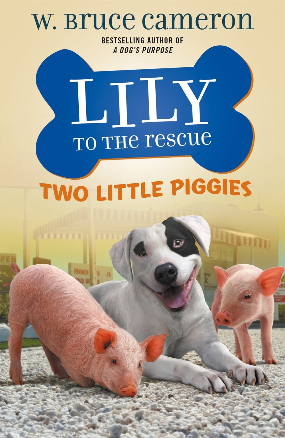 Starscape Lily to the Rescue 02 Two Little Piggies