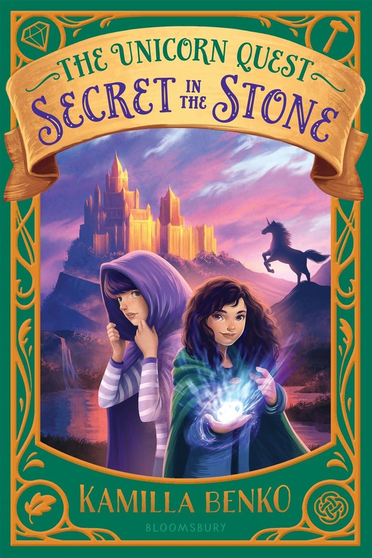Bloomsbury Children's Books The Unicorn Quest: Secret in the Stone